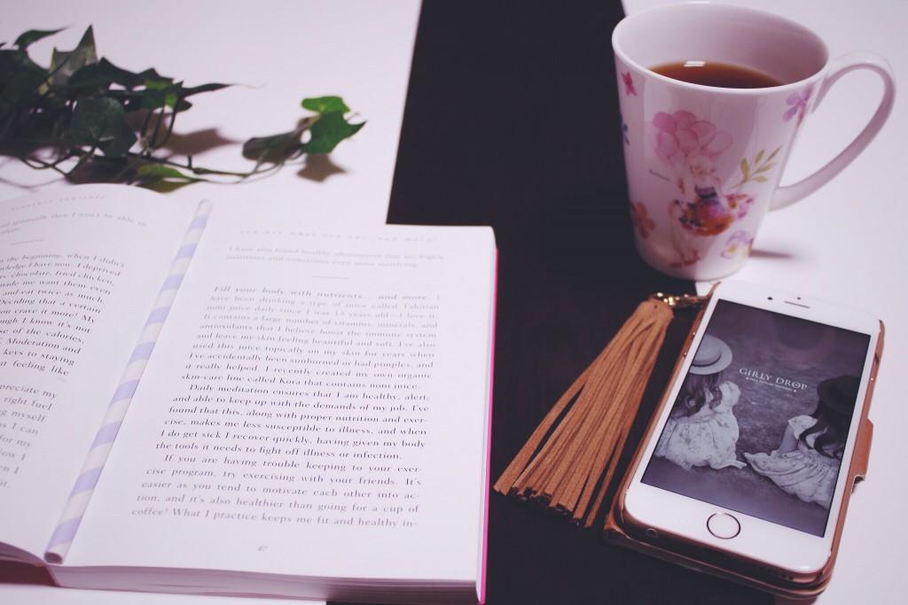 tea&phone